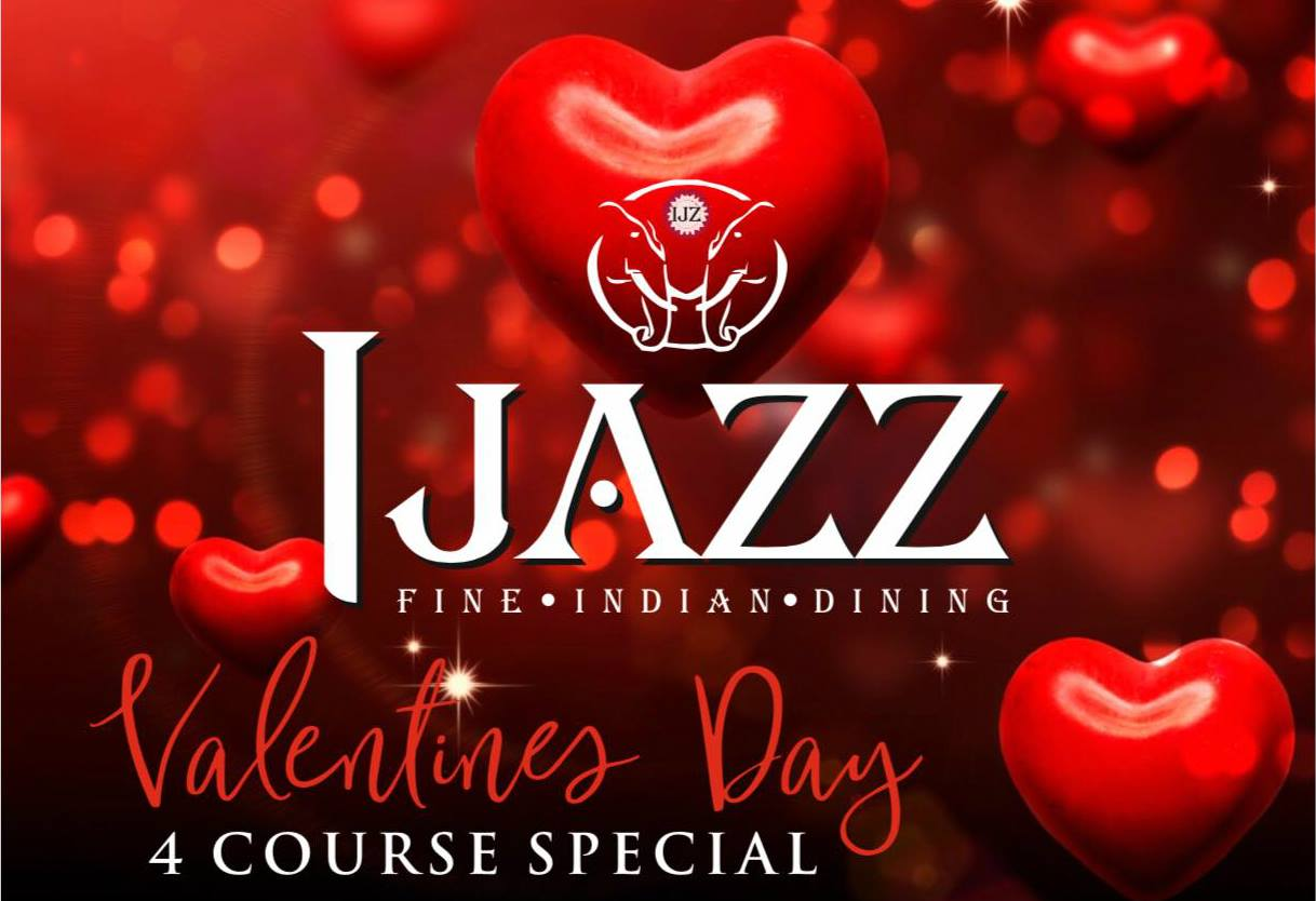 Valentines at Ijazz Indian Cuisine